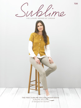 The First Sublime Willow Design Book by Sublime