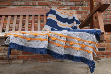 Taggy Wiggly Bobbly - A Baby Blanket