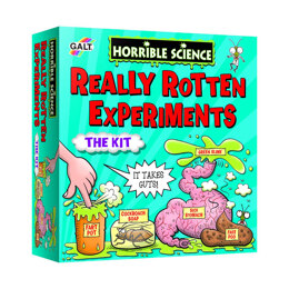 Horrible Science Really Rotten Experiments - 26.5 x 26 x 7.5cm