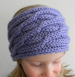 Galene Cable Knit Headband