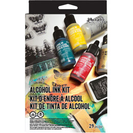 Ranger Tim Holtz Alcohol Ink Kit - 417278