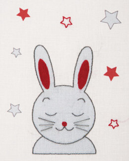 Anchor Bunny - Freestyle Embroidery Kit