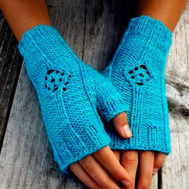 Astrolabe Mitts