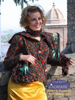 Danubio Outfit in Adriafil Felis - Downloadable PDF
