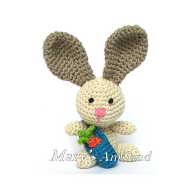 Amigurumi Otis Big Ears The Bunny