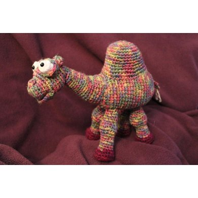 Camille the Camel