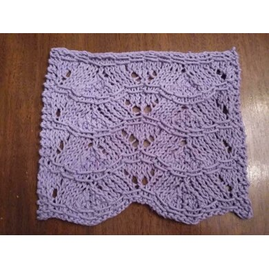 Ripples Washcloth