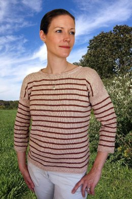 Bretton Sweater to Knit