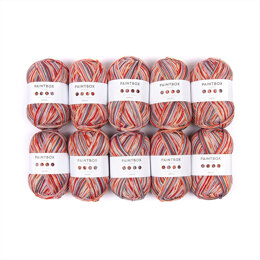 Paintbox Yarns Socks 10 Ball Value Pack