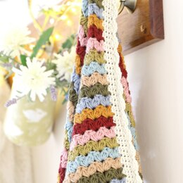 Knots Of Love Blanket