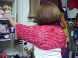 Summer Solstice Shrug