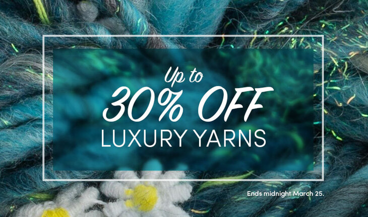 Luxury Yarn Sale