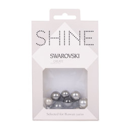 Rowan Swarovski Mixed Beads 7mm-16mm (Pack of 17)
