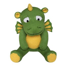 Dragon (Knit a Teddy)