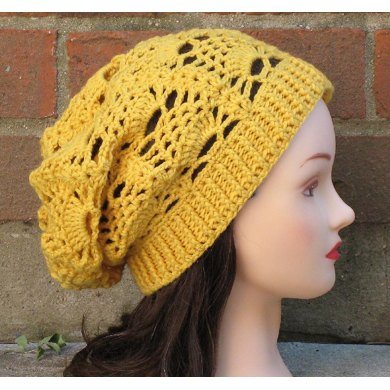 Delilah Slouchy Hat