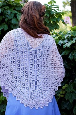 Misselthwait Manor Shawl