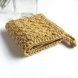Textured Washcloth