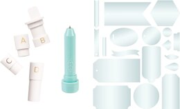 We R Memory Keepers Etch Quill Starter Kit - 611059