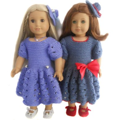 Elegance for american girl , gotz and other 18'' dolls