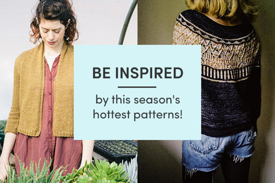 Hot and Trending Knitting Patterns