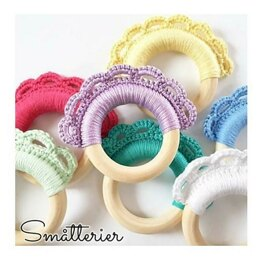 Lace Teething Ring