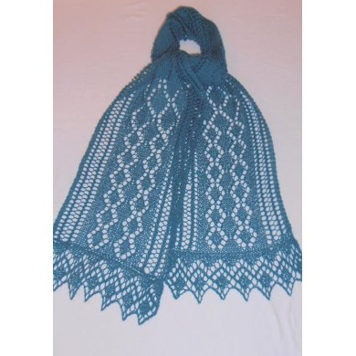 Diamond Jubilee Lace Scarf