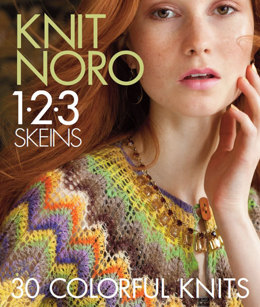 Knit Noro 1-2-3 Skeins
