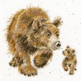 Bothy Threads Hannah Dale In My Footsteps Cross Stitch Kit