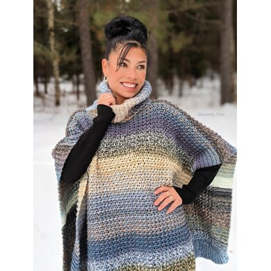 Lucky Penny Poncho (Ladies)