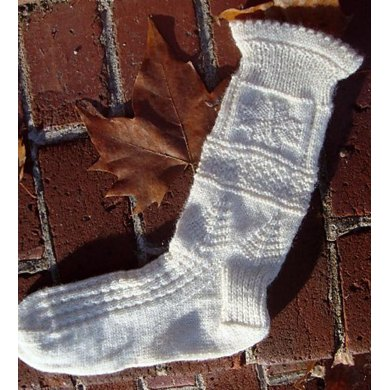 Textured Traditions Socks