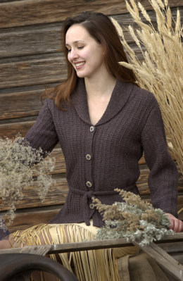 Homestead Jacket in Imperial Yarn Columbia - P109 - Downloadable PDF