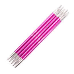 "KnitPro Zing Double Pointed Needles 15cm (6"")"