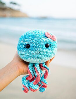 Cute Jellyfish Toy