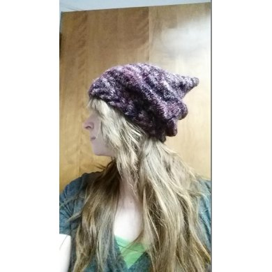 Slouchy Pixie Hat