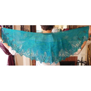 Lyra's Song in Lace Weight
