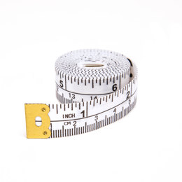 Hemline Analogical Tape Measure