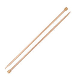 Pony 14in Maple SP Needle Set of 10 Pairs - 45432