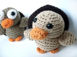 Amigurumi Al the Tiny Turkey