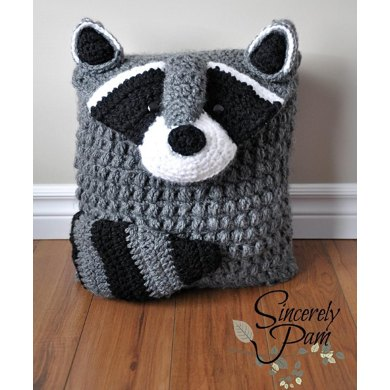 Maurice the raccoon amigurumi pattern - Amigurumipatterns.net | 390x390