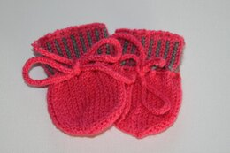 Baby doll mittens 2