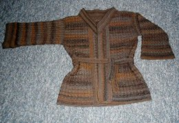 Country Casual Sweater Jacket