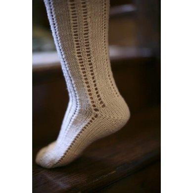 Ploughed Acre Knee Socks