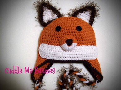 02f5d952c Fox Beanie Crochet Crochet pattern by April Bennett