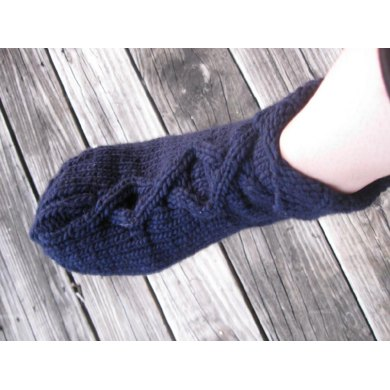Hestia Cabled House Slippers