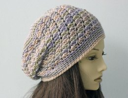 Lace Slouchy Hat