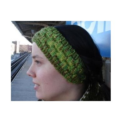 Reversible Cables Headband