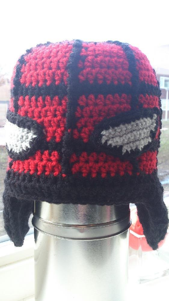 Spiderman Hat Pattern Crochet pattern by Patricia Stuart ...