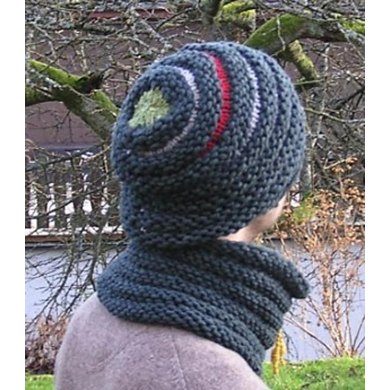 Bobby hat and cowl