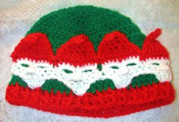 Santa's Helpers Beanie or Ear Warmer