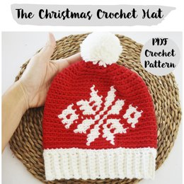 The Christmas Crochet Hat